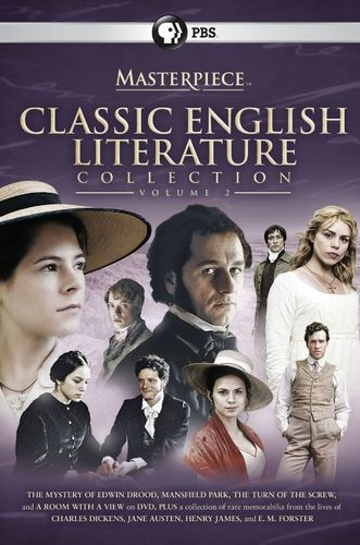 Masterpiece Classic: Classic English Literature Collection, Vol. 2 [4 Discs] [DVD] 23364955