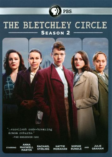 The Bletchley Circle: Season 2 [2 Discs] [DVD] 23365008