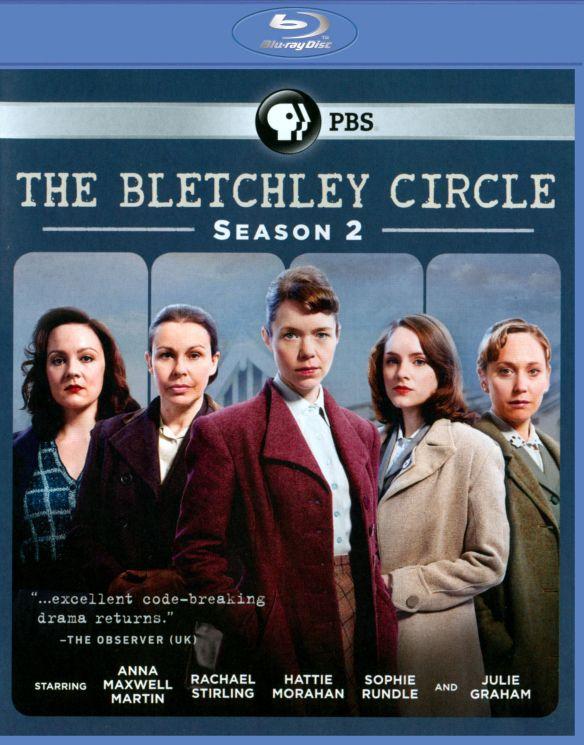 The Bletchley Circle: Season 2 [Blu-ray] 23365017