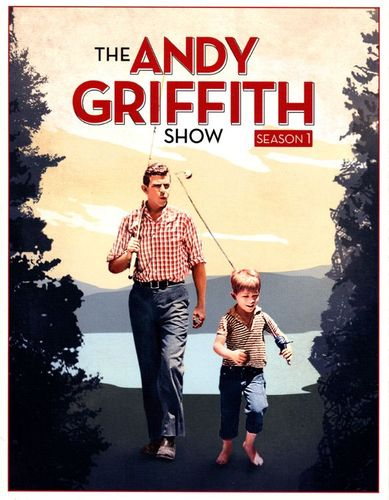 The Andy Griffith Show: The Complete First Season [4 Discs] [Blu-ray] 23366167