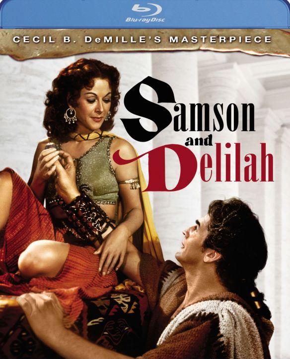 Samson and Delilah [2 Discs] [Blu-ray/DVD] [1949] 23368174