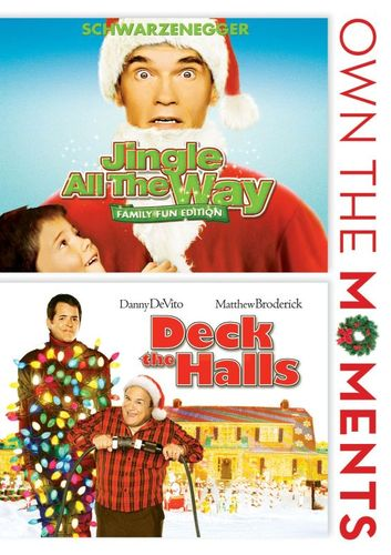 Jingle All the Way/Deck the Halls [DVD] 23401449