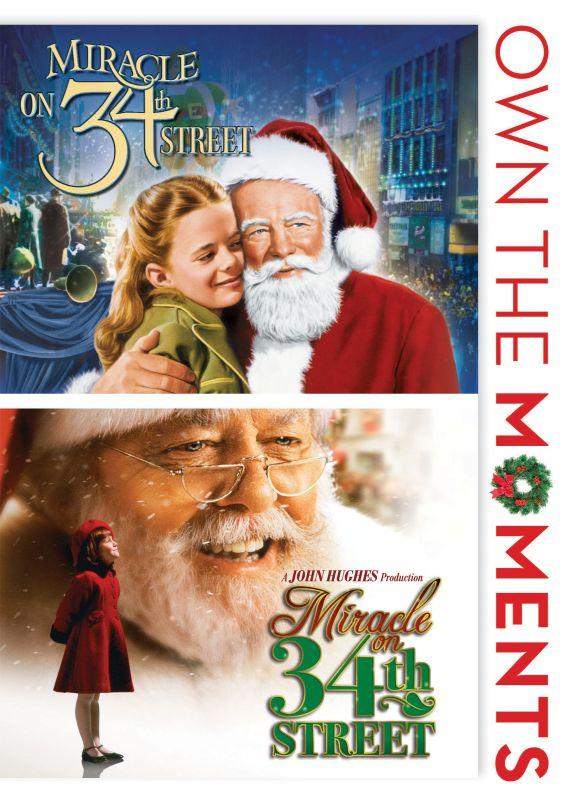 Miracle on 34th Street (1947)/Miracle on 34th Street (1994) [2 Discs] [DVD] 23401458