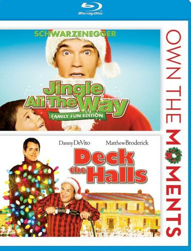Jingle All the Way/Deck the Halls [Blu-ray] 23401974