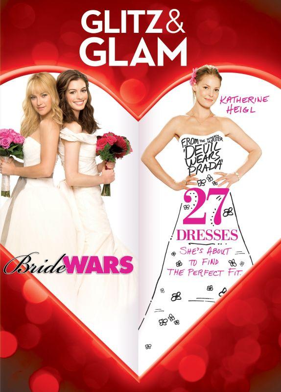 Bride Wars/27 Dresses/All About Steve [DVD] 23402466