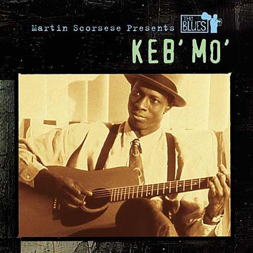 Martin Scorsese Presents the Blues: Keb Mo [CD] 23413687