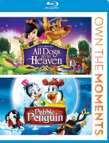 All Dogs Go to Heaven/The Pebble and the Penguin [Blu-ray] 23429887
