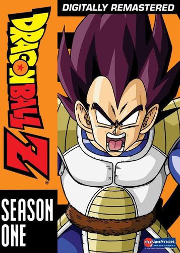 DragonBall Z: Season One [4 Discs] [Blu-ray] 2350019