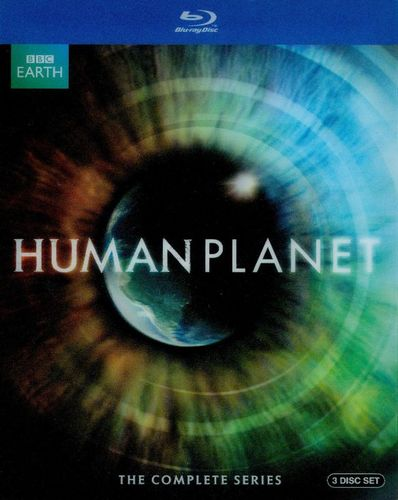 Human Planet: The Complete Series [3 Discs] [Blu-ray] 2350102