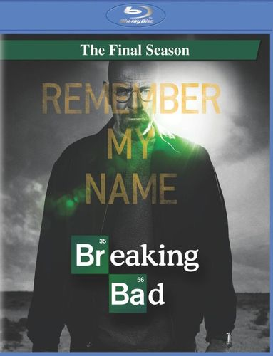 Breaking Bad: The Final Season [Blu-ray] 2359116