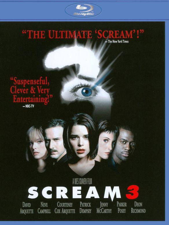 Scream 3 [Blu-ray] [2000] 2370048