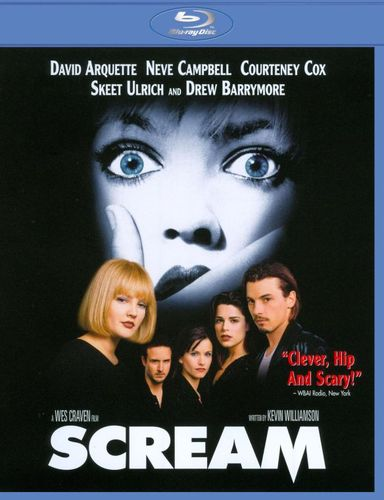 Scream [Blu-ray] [1996] 2370066