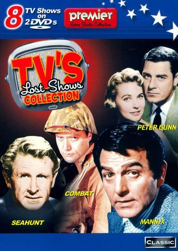 TV's Lost Shows Collection [2 Discs] [DVD] 2384459