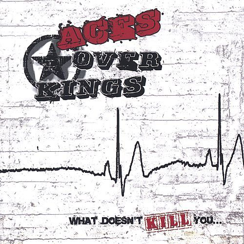 What Doesn't Kill You. [CD] 23900507