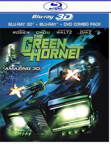 The Green Hornet in 3D [3 Discs] [3D] [Blu-ray/DVD] [Blu-ray/Blu-ray 3D/DVD] [2011] 2390712