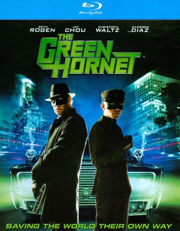 The Green Hornet [Blu-ray] [2011] 2390758