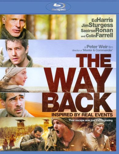 The Way Back [Blu-ray] [2010] 2390912