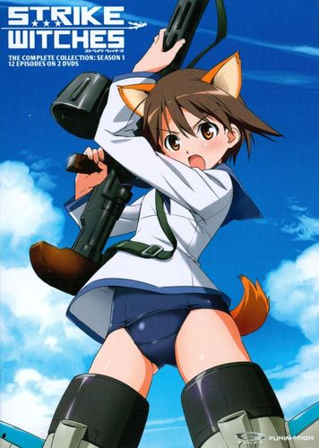 Strike Witches: The Complete Season 1 [2 Discs] [DVD] 2391144