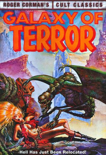 Galaxy of Terror [DVD] [1981] 2394024