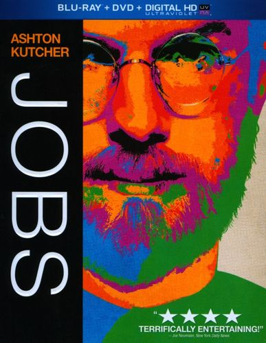 Jobs [2 Discs] [Includes Digital Copy] [UltraViolet] [Blu-ray/DVD] [2013] 2395032