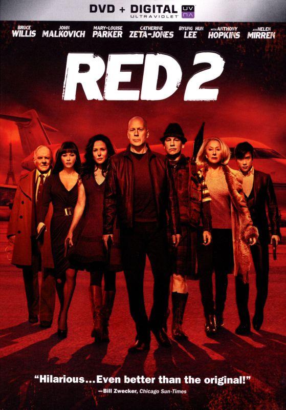 RED 2 [Includes Digital Copy] [UltraViolet] [DVD] [2013] 2395078