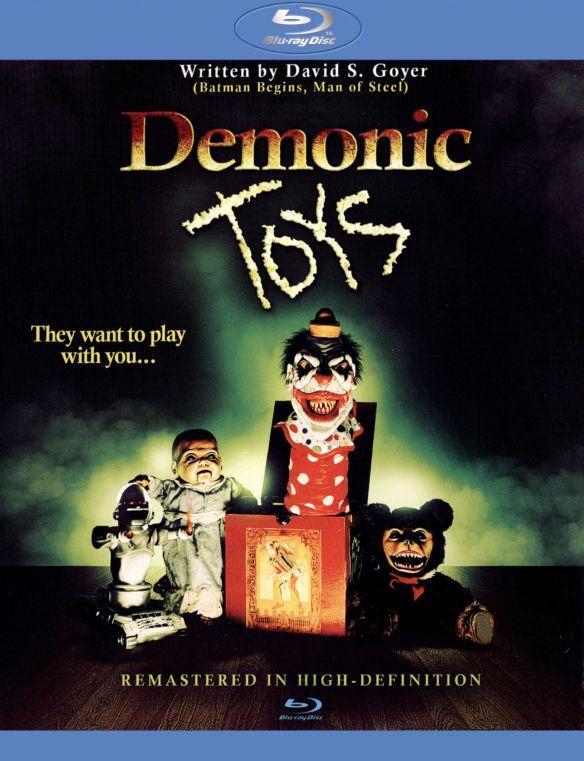Demonic Toys [Blu-ray] [1991] 24012906