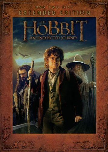 The Hobbit: An Unexpected Journey [Extended Edition] [2 Discs] [DVD] [2012] 24017729