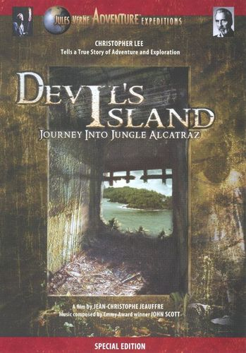 Devil's Island: Journey Into Jungle Alcatraz [DVD] [2001] 24019378