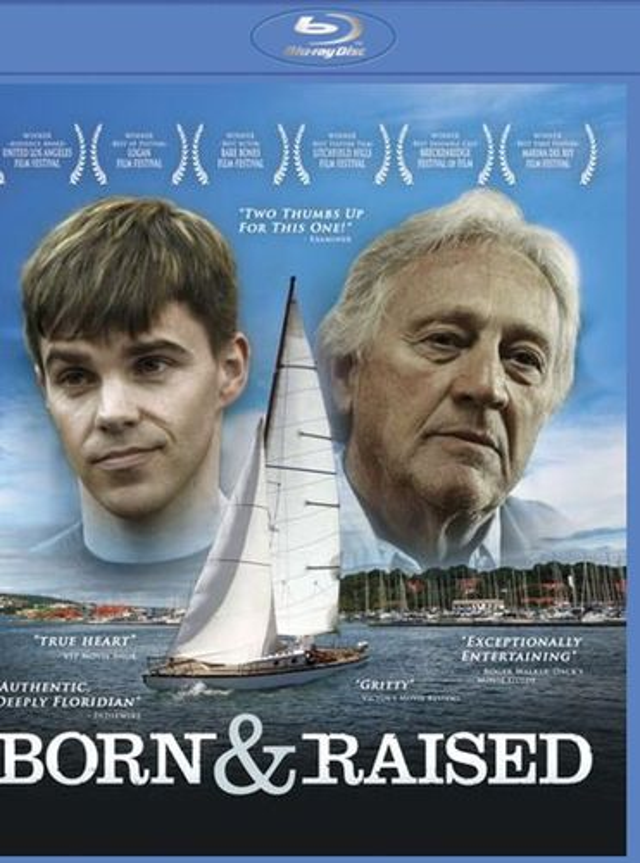 Born and Raised [Blu-ray] [2012] 24021794