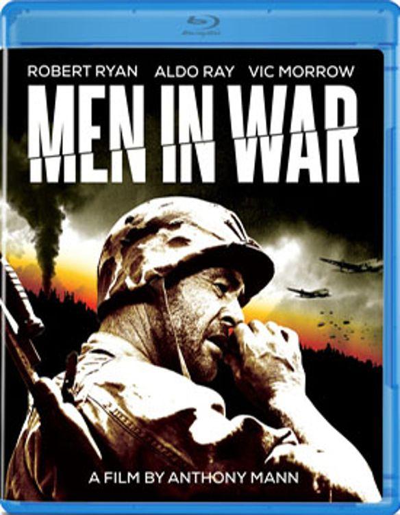Men in War [Blu-ray] [1957] 24032175