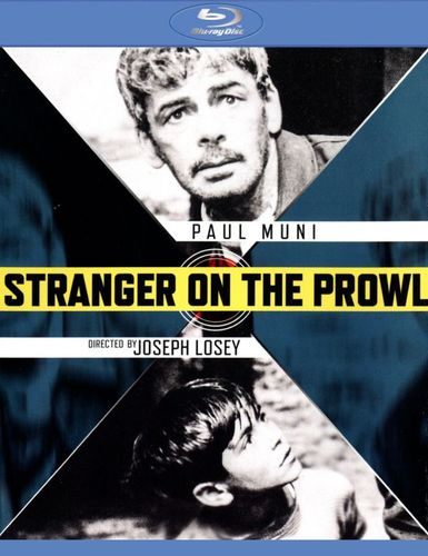 Stranger on the Prowl [Blu-ray] [1952] 24032226