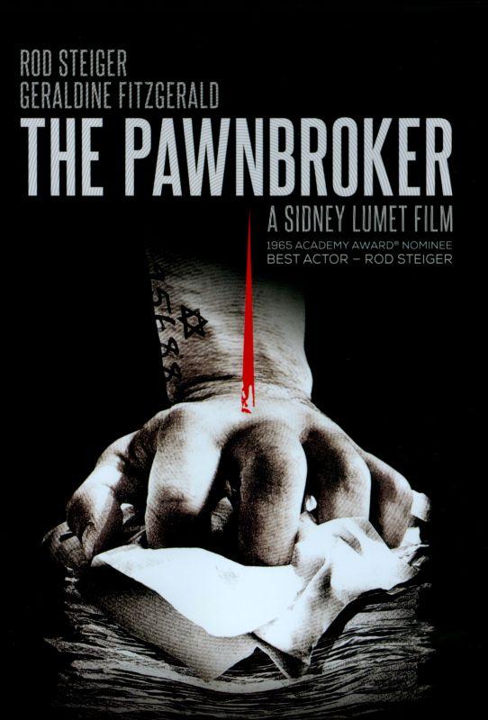 The Pawnbroker [DVD] [1964] 24032235
