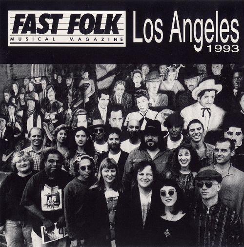 Fast Folk Musical Magazine, Vol. 8 #7 [CD]