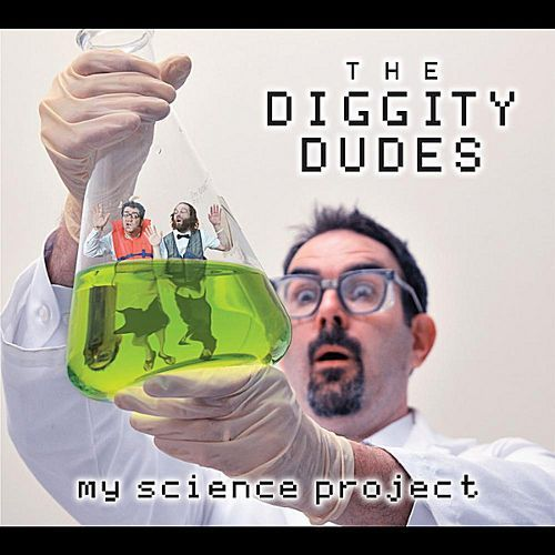 My Science Project [CD] 24088173