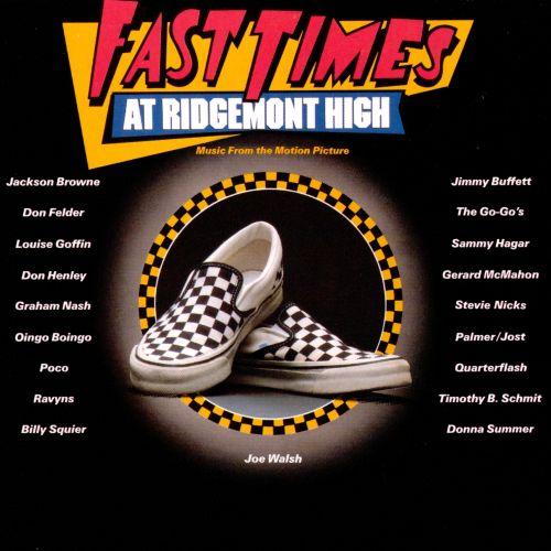 Fast Times at Ridgemont High [CD] 2409012