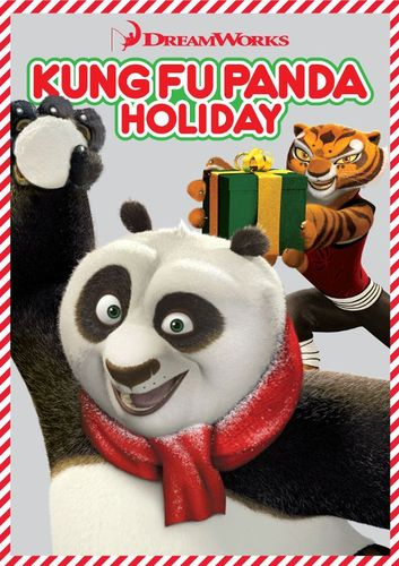 Kung Fu Panda Holiday [DVD] [2010] 2411012