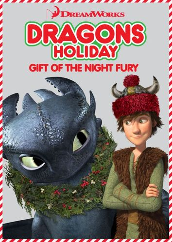 Dragons: Gift of the Night Fury [DVD] [2011] 2411049
