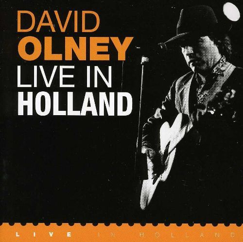 Live in Holland [CD] 24111444