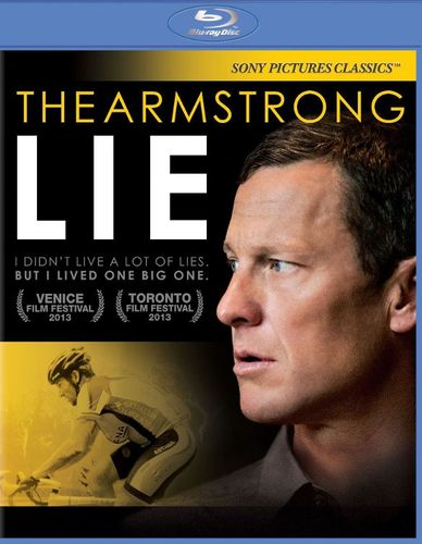 The Armstrong Lie [Blu-ray] [2013] 24150143