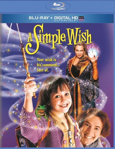 A Simple Wish [Includes Digital Copy] [UltraViolet] [Blu-ray] [1997] 24156183