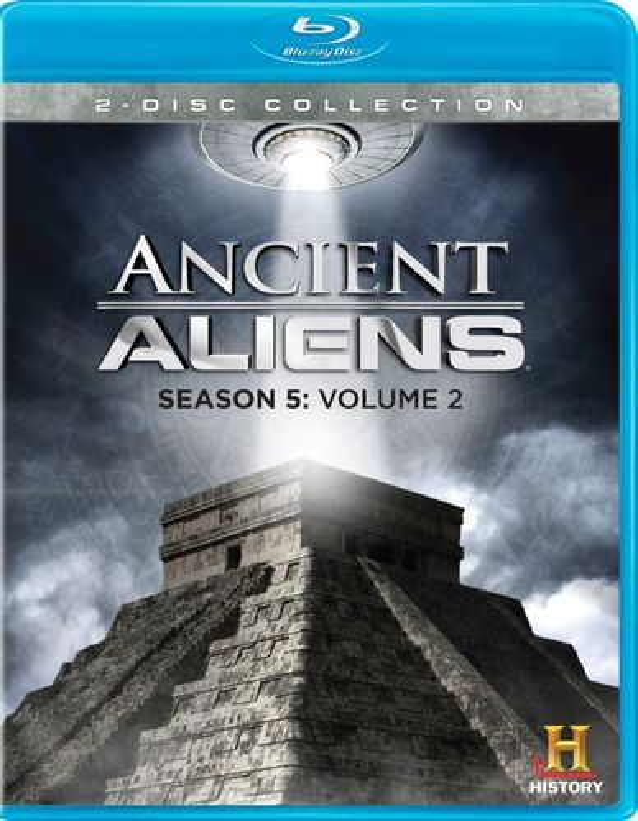 Ancient Aliens: Season Five, Vol. 2 [3 Discs] [Blu-ray] 24162247