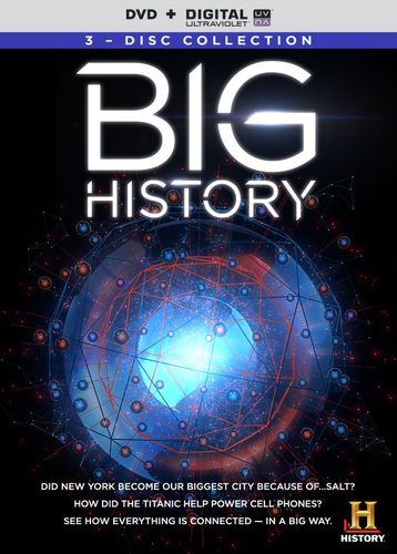 Big History [3 Discs] [Includes Digital Copy] [UltraViolet] [DVD] 24164167