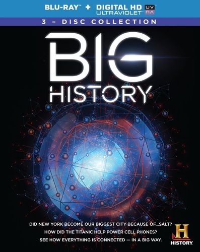 Big History [3 Discs] [Includes Digital Copy] [UltraViolet] [Blu-ray] 24164176
