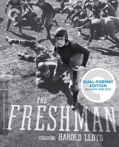 The Freshman [Criterion Collection] [2 Discs] [Blu-ray/DVD] [1925] 24165561