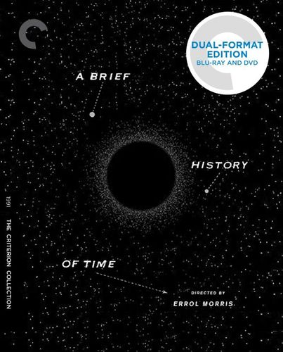 A Brief History of Time [Criterion Collection] [2 Discs] [Blu-ray/DVD] [1992] 24165607
