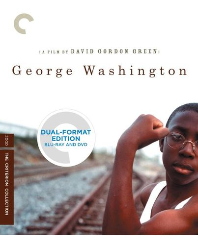 George Washington [Criterion Collection] [2 Discs] [Blu-ray/DVD] [2000] 24165625