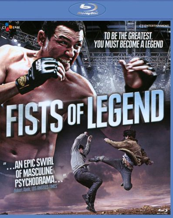 Fists of Legend [Blu-ray] [2013] 24165725