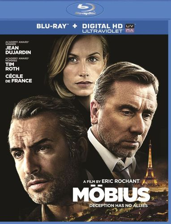 Mobius [Includes Digital Copy] [UltraViolet] [Blu-ray] [2013] 24210147