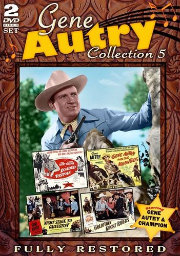 Gene Autry: Collection 5 [2 Discs] [DVD] 24211191