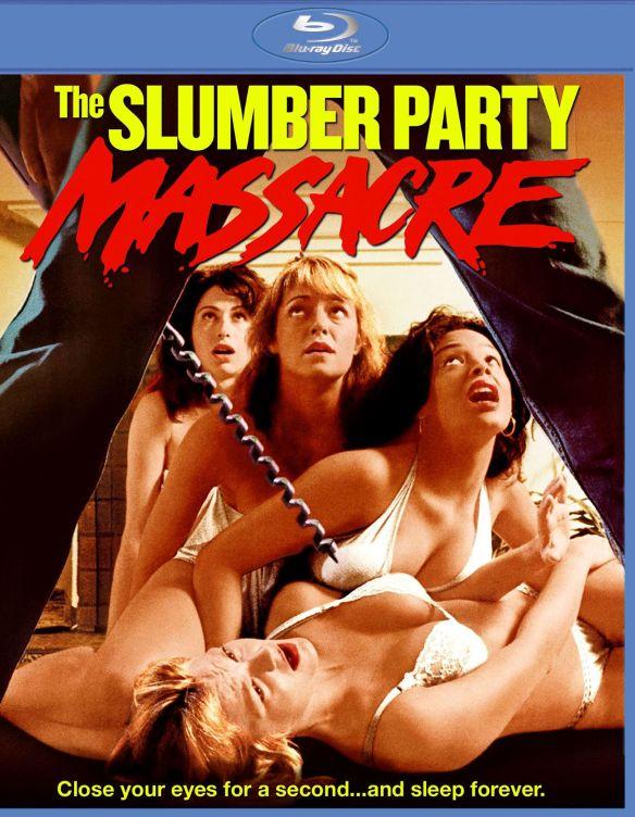 The Slumber Party Massacre [Blu-ray] [1982] 24213512